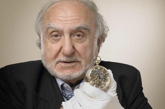 Vị cứu tinh của ngành đồng hồ Thụy Sỹ - Nicolas Hayek 1
