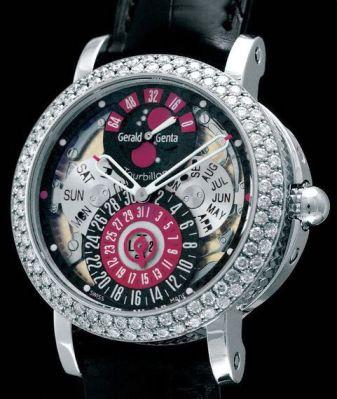 Các mẫu đồng hồ kim cương đắt giá nhất thế giới 3