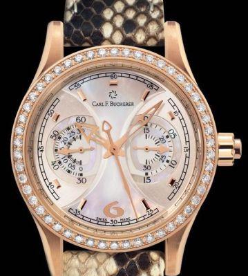 Các mẫu đồng hồ kim cương đắt giá nhất thế giới 4
