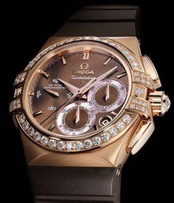 Các mẫu đồng hồ kim cương đắt giá nhất thế giới 5