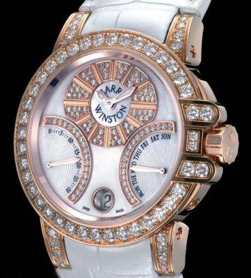 Các mẫu đồng hồ kim cương đắt giá nhất thế giới 6