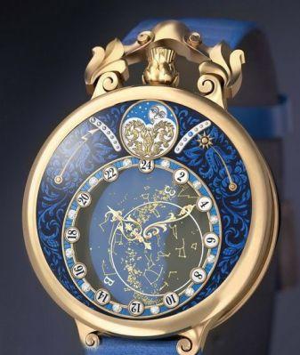 Các mẫu đồng hồ kim cương đắt giá nhất thế giới 7