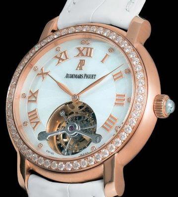 Các mẫu đồng hồ kim cương đắt giá nhất thế giới 8