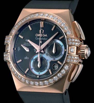 Các mẫu đồng hồ kim cương đắt giá nhất thế giới 10