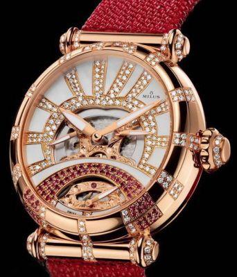 Các mẫu đồng hồ kim cương đắt giá nhất thế giới 11