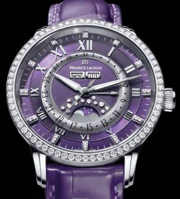 Các mẫu đồng hồ kim cương đắt giá nhất thế giới 12