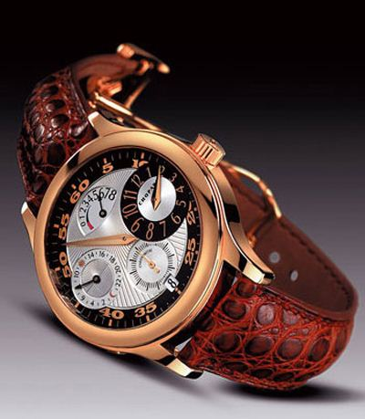 Các loại đồng hồ ấn tượng và cá tính 5