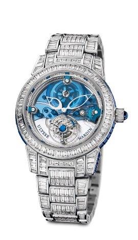 Đồng hồ Royal Blue Tourbillon 1