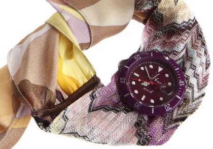 Đồng hồ làm bằng dây lụa của ToyWatch 2