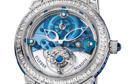 Đồng hồ Royal Blue Tourbillon 2