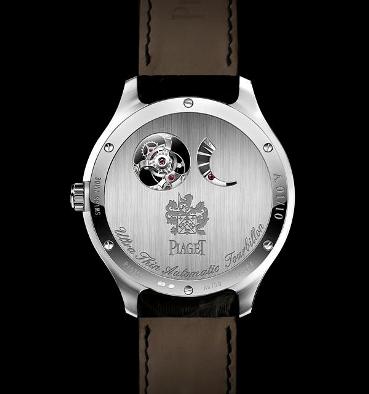 Chiêm ngưỡng đồng hồ Piaget Emperador Coussin Tourbillon 3