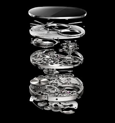 Chiêm ngưỡng đồng hồ Piaget Emperador Coussin Tourbillon 4