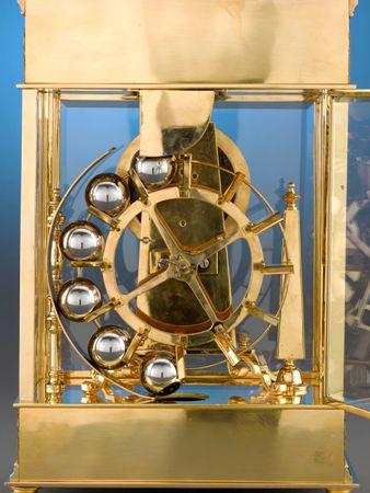 Đồng hồ cổ mạ vàng 4