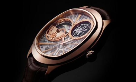Chiêm ngưỡng đồng hồ Piaget Emperador Coussin Tourbillon 6