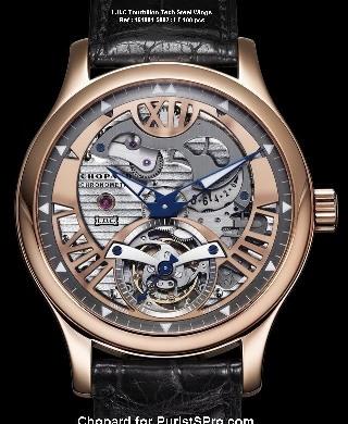 Đồng hồ Chopard quyến rũ ngay từ cái nhìn đầu tiên 4