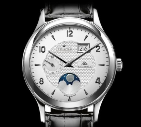 Bộ sưu tập đồng hồ Zenith Class 2009 6