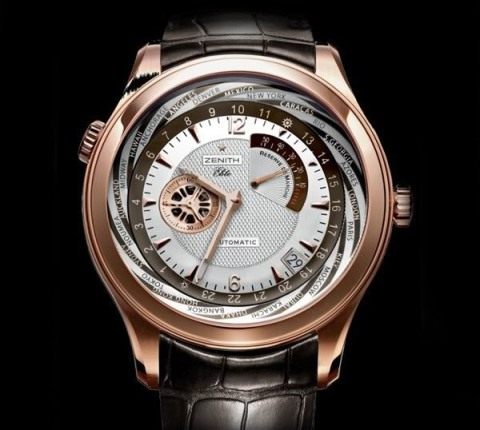 Bộ sưu tập đồng hồ Zenith Class 2009 3