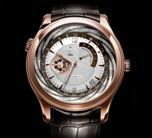 Đồng hồ Zenith Class 2009 tại BaselWorld 2009 3