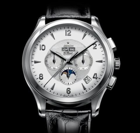 Bộ sưu tập đồng hồ Zenith Class 2009 5
