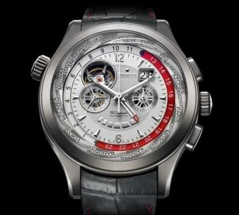 Bộ sưu tập đồng hồ Zenith Class 2009 2