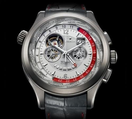 Đồng hồ Zenith Class 2009 tại BaselWorld 2009 2