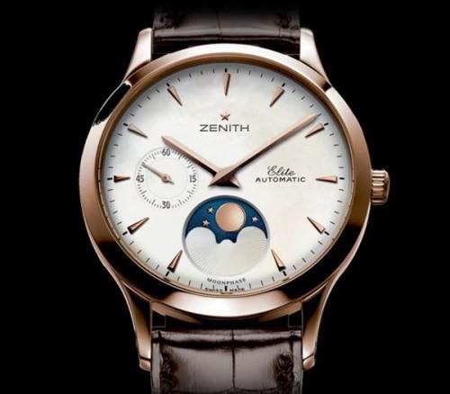Đồng hồ Zenith Class 2009 tại BaselWorld 2009 7