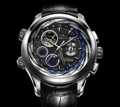 Bộ sưu tập đồng hồ Zenith Class 2009 1