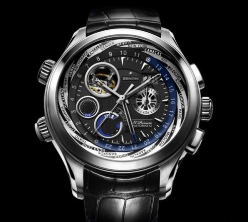 Đồng hồ Zenith Class 2009 tại BaselWorld 2009 1