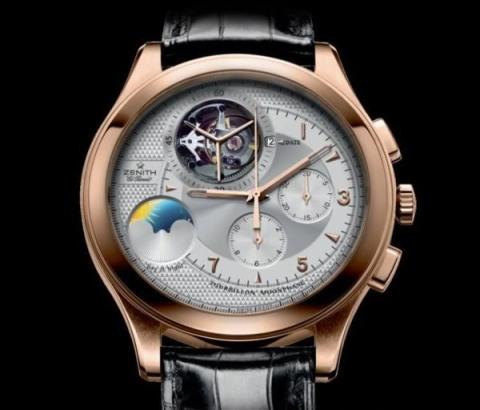 Bộ sưu tập đồng hồ Zenith Class 2009 4