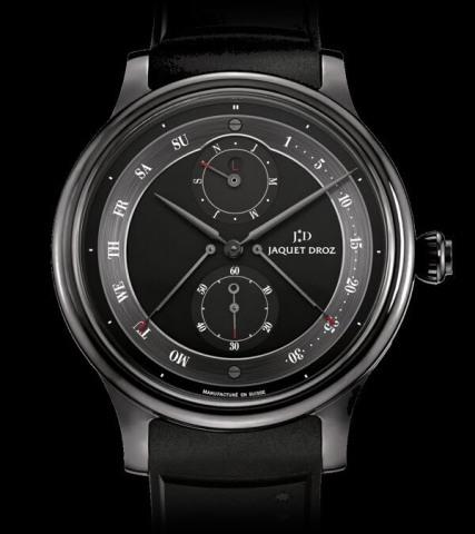 Đồng hồ Quantième Perpétuel Céramique 1