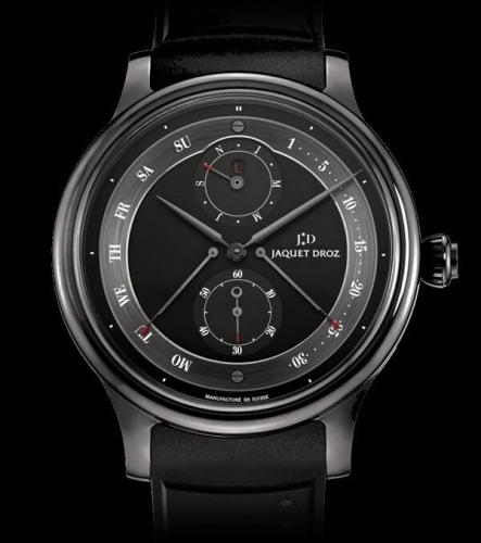 Đồng hồ Jaquet Droz Quantième Perpétuel Céramique 1