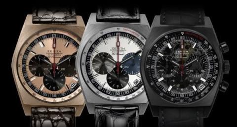 Bộ sưu tập đồng hồ Zenith New Vintage 1