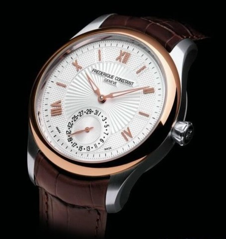 Hội chợ triển lãm đồng hồ thế giới Pre-Basel 2009 – Đồng hồ Frederique Constant